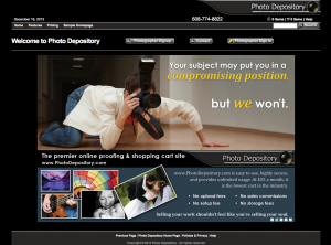 photodepository.com screenshot